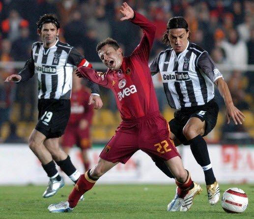 2000li yılların unutulmaz Beşiktaş - Galatasaray derbileri