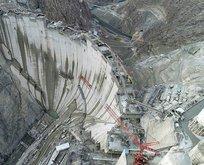 Dev projede heyecanlandıran gelişme! Gövde yüksekliği 262 metreye ulaştı