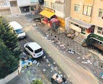 İstanbul çöpten geçilmiyor