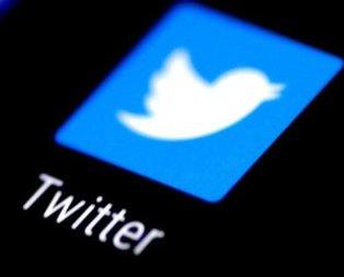 Twitter o hesapları askıya aldı