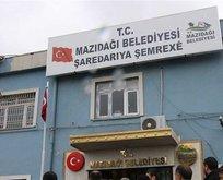 4 HDP'li başkana terörden gözaltı!