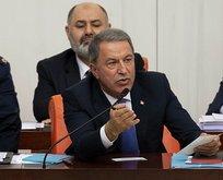 Akar'dan CHP'lilere tokat gibi sözler
