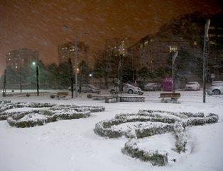 İstanbul'da kar yağışı etkili oluyor! | Pazar günü kar yağacak mı? 24 Şubat Pazar İstanbul hava durumu