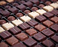Çikolata aşkına