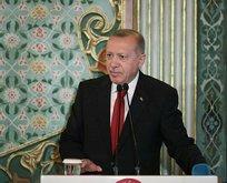Başkan Erdoğan duyurdu! Yarın...
