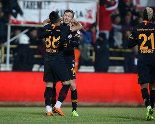 Boluspor - Galatasaray maçı özeti izle