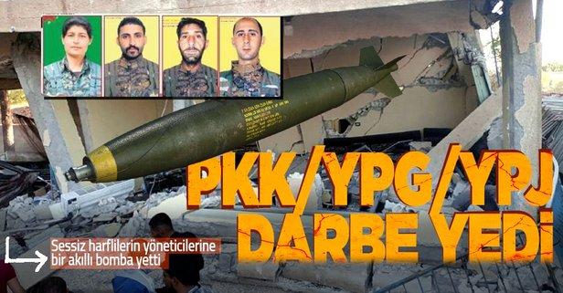 Bölücü terör örgütü PKK'ya nokta operasyon