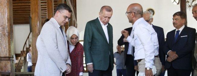 Başkan Erdoğan Muğla'daki antik kenti ve tarihi yerleri ziyaret etti