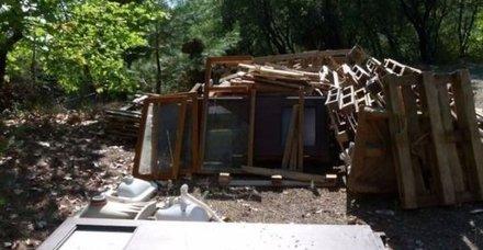 1500 TL'ye kendi evini yaptı! Görenler donup kalıyor