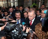 Başkan Erdoğan'dan Kadir Şeker sorusuna cevap