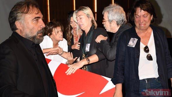 Son dakika: Usta oyuncu Tarık Ünlüoğlu'na veda! Gözyaşları sel oldu