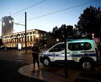 Fransa'da bankada rehine krizi sürüyor