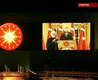 Başkan Erdoğan Mehmetçik'i hiç yalnız bırakmadı