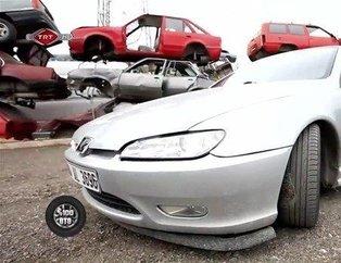 Peugeot 407yi öyle bir değiştirdiler ki! Ortaya bambaşka bir otomobil çıkardılar
