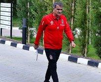 Beşiktaşın eksikleri Şenol Güneşi düşündürüyor