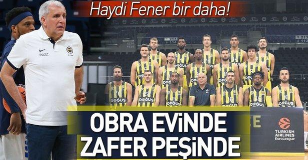 Fenerbahçe Doğuş Obranın evinde zafer peşinde