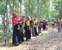 Myanmar'da katliam