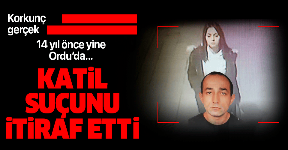 Ordu Valiliği açıkladı: Ceren Özdemir'in katil zanlısı suçunu itiraf etti