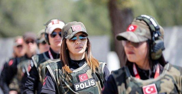 3 Bin Kadin Polis Aliniyor Takvim