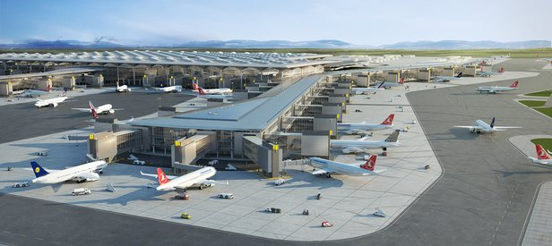 3. Havalimanına ilk uçak Şubatta inecek