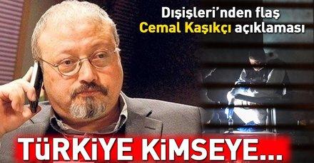 Dışişleri Bakanı Çavuşoğlu: Türkiye kimseye ses kaydı vermedi
