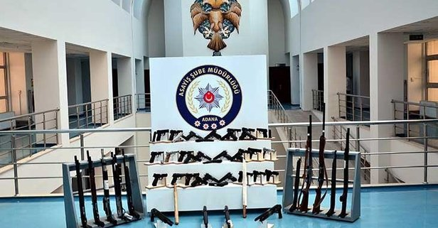Hepsi aranıyordu! 183 kişi yakalandı...