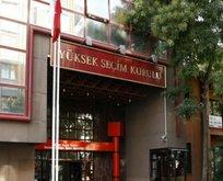 AK Partiden flaş YSK teklifi