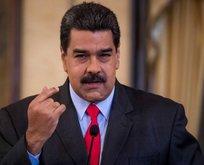 Maduro'yu devirmek için darbe girişimi!