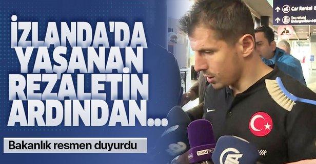 Bakan Kasapoğlu, İzlanda'ya gidiyor