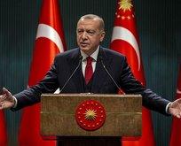 Erdoğan'dan Doğu Akdeniz diplomasisi!