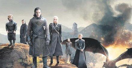 Siber suçlular, fenomen dizi 'Game Of Thrones'u hedef aldı!