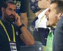 Emre Belözoğlu Volkan Demirel'i aradı ve...