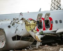 Uçak kazasında flaş gelişme! Kaptan pilot...