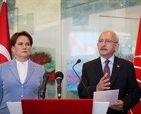 İYİ Parti ile CHP ittifakı bitiyor mu?