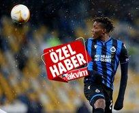 Beşiktaş ve Fenerbahçe'ye sürpriz santrfor
