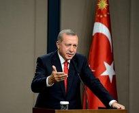Cumhurbaşkanı Erdoğan yeni havalimanının ilk resmi konuğu olacak