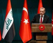 Irak Başbakanı İbadi: Türkiye'nin yanındayız