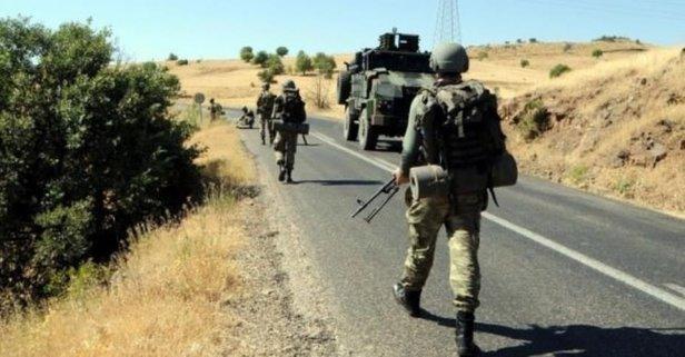 PKKya ağır darbe! O teröristler öldürüldü