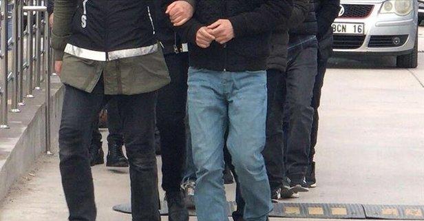 Eş başkana PKK gözaltısı