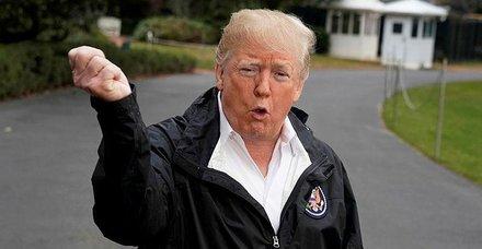 Son dakika! Trumptan flaş FETÖ açıklaması