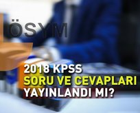 KPSS Önlisans sonuçları ne zaman açıklanacak?