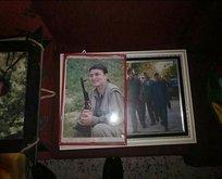 HDP binasında PKK paçavraları ele geçirildi