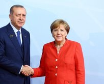 Başkan Erdoğan'dan Merkel'e 69 kişilik terör listesi