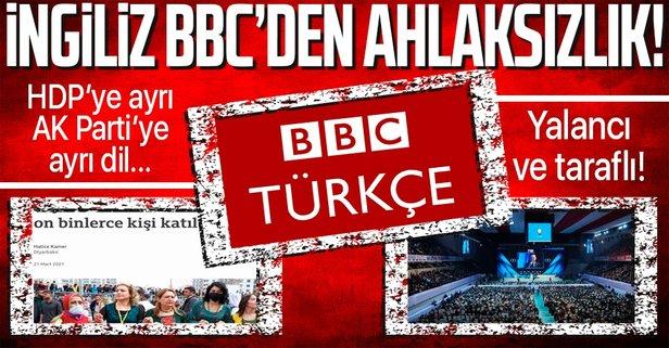 BBC Türkçe'den ahlaksız habercilik!