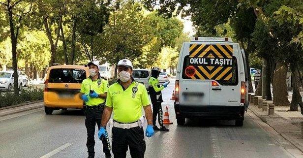 Kurallara uymayan ceza yağdı! Yer: İstanbul
