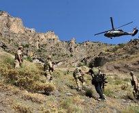 PKK'ya Hakkari'de 'Kıran' darbesi