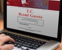 Resmi Gazete'de yayımlandı! Gümrük vergileri...