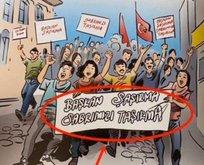 CHP'li İBB'den skandal 23 Nisan broşürü