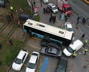 Beyazıt'taki otobüs kazasında flaş gelişme!