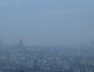 İstanbul'da göz gözü görmüyor! 15 Temmuz Şehitler Köprüsü adeta görünmez oldu